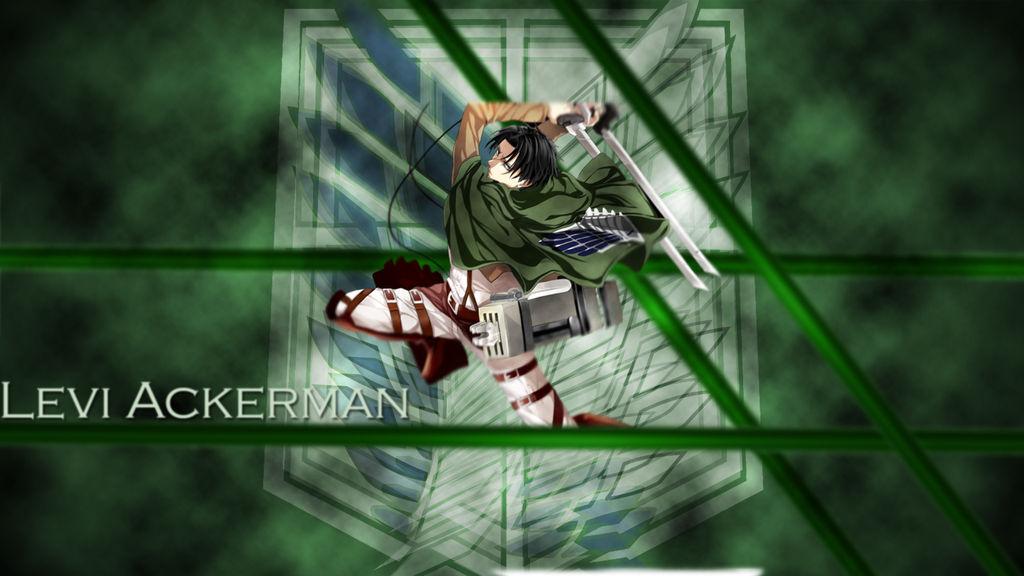 Levi Ackerman Wallpaper Attack On Titan By Mekbots On Deviantart