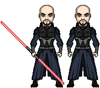Darth Bandon by SpectorKnight