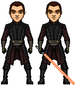 Jedi Revan by SpectorKnight