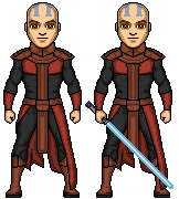 Jedi Knight Malak by SpectorKnight