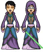 Master Q'Anilia - KOTOR by SpectorKnight