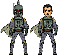Boba Fett by SpectorKnight