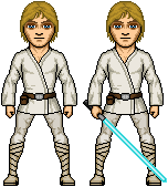 Luke Skywalker by SpectorKnight