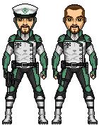 KOTOR 3 - Colonel Taelen by SpectorKnight