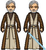 Obi-Wan Kenobi by SpectorKnight