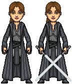 Female Jedi Exile II by SpectorKnight