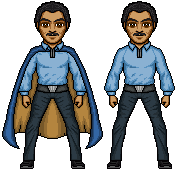Lando Calrissian by SpectorKnight