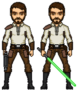 Kyle Katarn by SpectorKnight