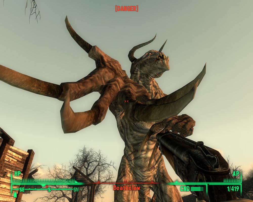 how to make a deathclaw gaintlet