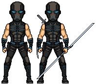 KOTOR III - GenoHaradan Agent by SpectorKnight