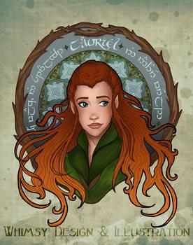 Daughter of Mirkwood