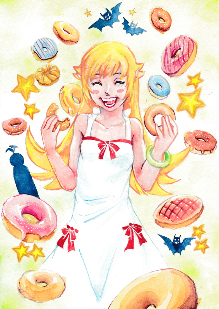 Shinobu Donuts by aghabiyasa