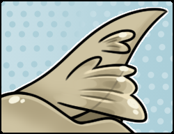 [Fake] Fin butt by ShapeChat