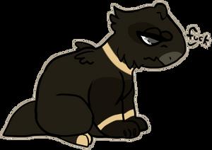 [Patreon prompt] Miserable lump