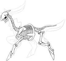 Arceus Skeleton