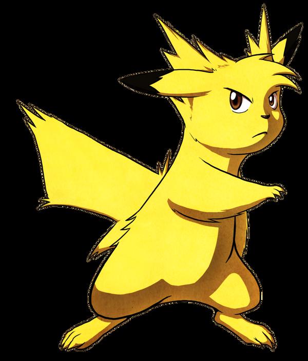 experimental pokemon number nine by chibi pika on deviantart