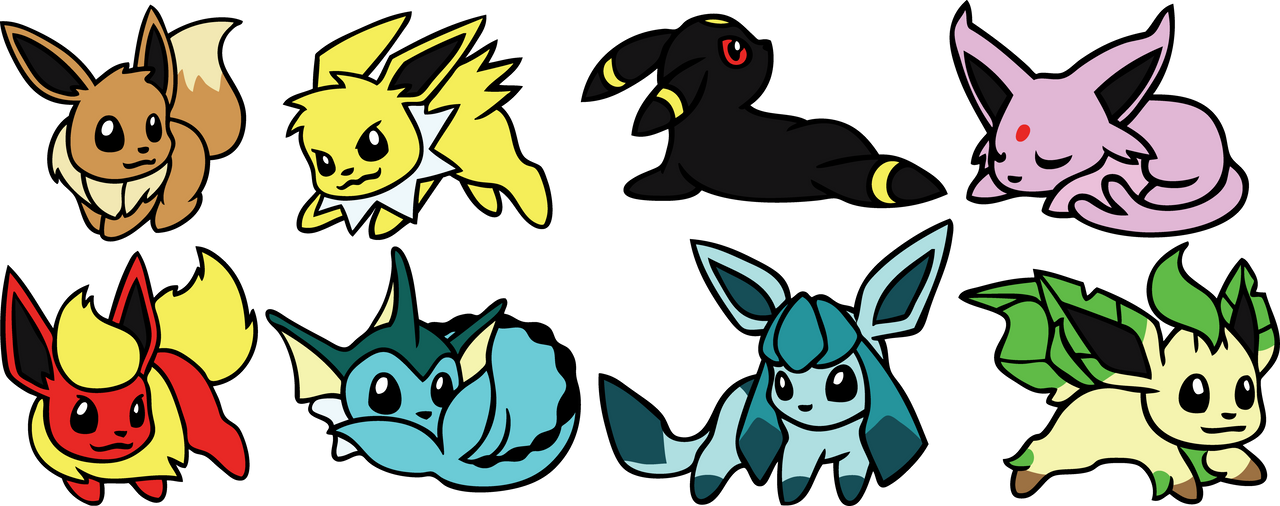 eeveelutions chibi wallpaper - photo #20