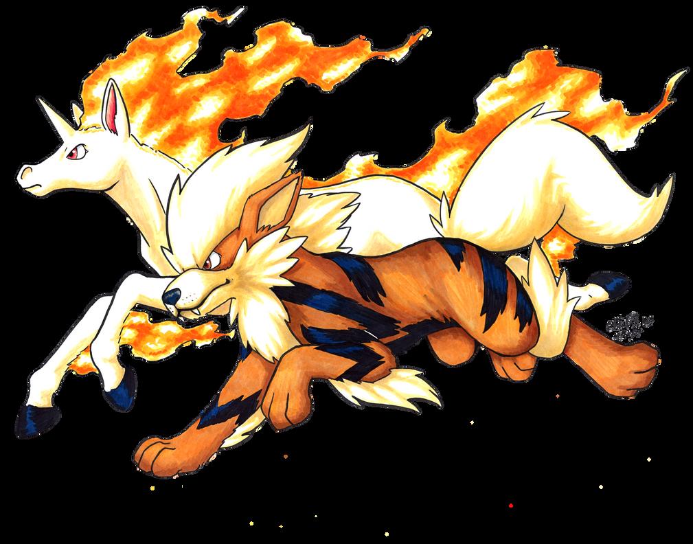 Arcanine Or Rapidash? - PokeBase Pokemon Answers