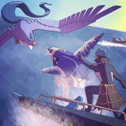 42. Team Aqua by Chibi-Pika