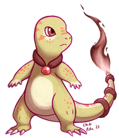 [Art Fight] Speckled Char
