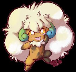 [Art Fight] Fluffy troll