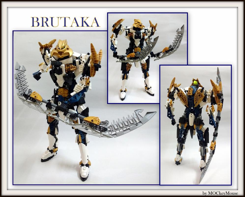Brutaka Redefined by MOCkeyMouse