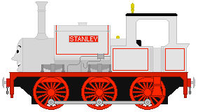 Stanley the Silver Tank Engine