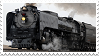 Union Pacific 844 Stamp by DanielArkansanEngine