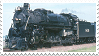 Cotton Belt 819 Stamp by DanielArkansanEngine