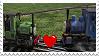 LukeXMillie Stamp by DanielArkansanEngine