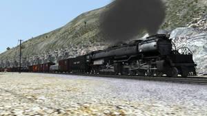 Big Boy: King of Steam by DanielArkansanEngine