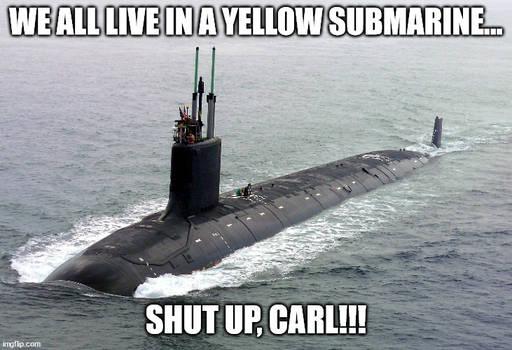 Shut Up Carl!!!