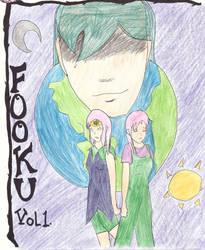 F.O.O.K.U. Vol. 1 Cover (Colored)