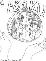 F.O.O.K.U. Issue 1 Cover