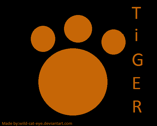 clip art tiger paw. Tiger paw print clip art | company listings at b2byellowpages.com