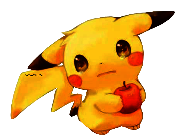 Cute Pikachu ~Pokemon by DaOneWithZest on DeviantArt