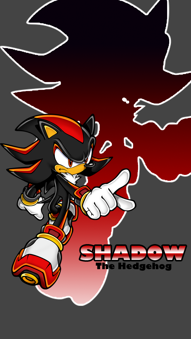 Shadow Iphone Wallpaper By Inglip007 On Deviantart