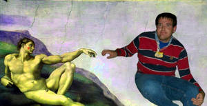 The Creation of Sonichu by ChristianWChandler