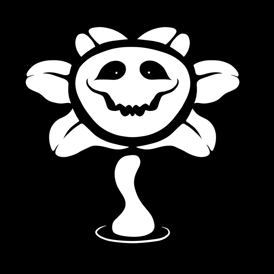 B.f Photos All >> Flowey (Undertale) by FrostmournIceblood on DeviantArt