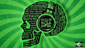 Wallpaper - PSP System Of A Down by isaacklein