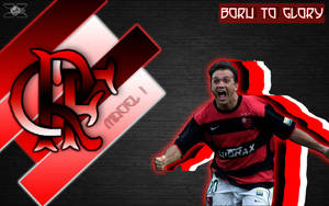 Wallpaper - Flamengo Petkovic by isaacklein