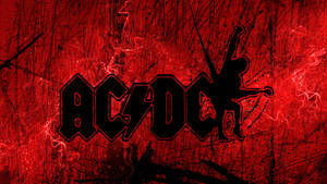 Wallpaper - AC DC by isaacklein