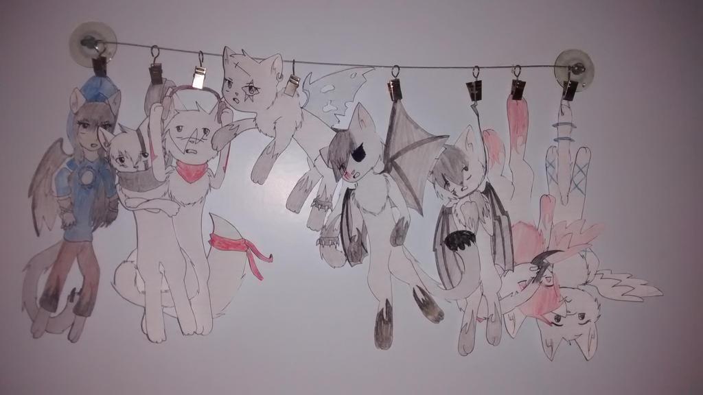 paperchilds!! by ravensaravengirl