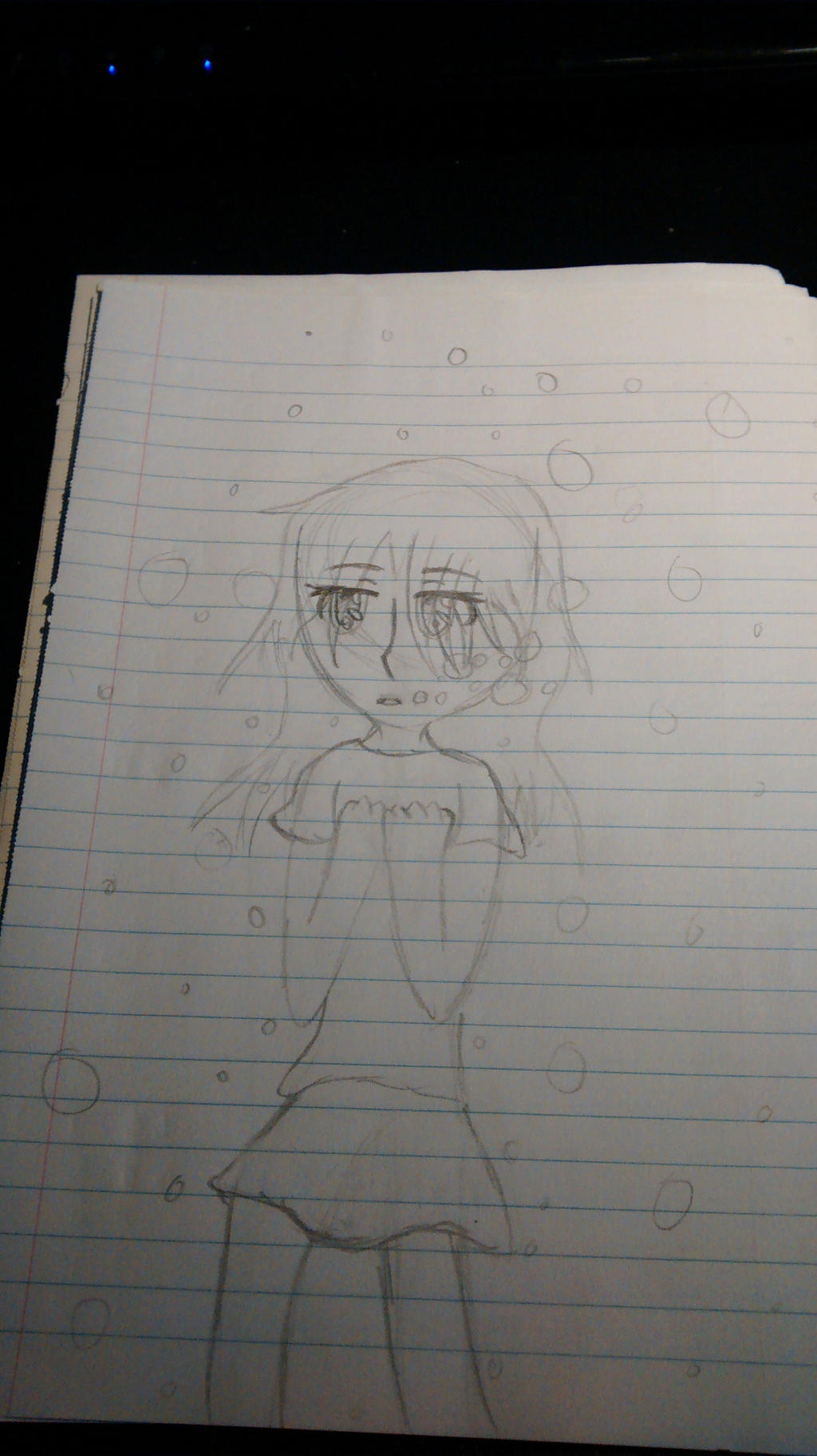 bubbles by ravensaravengirl