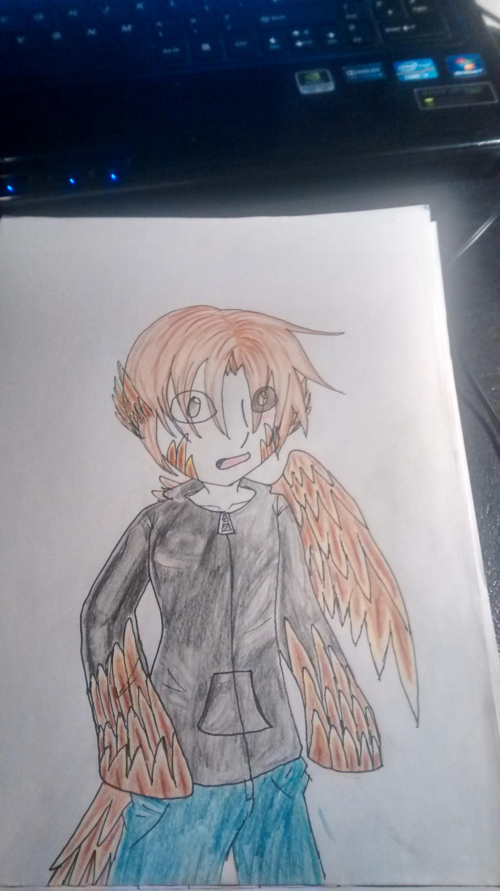 Elnemass by ravensaravengirl