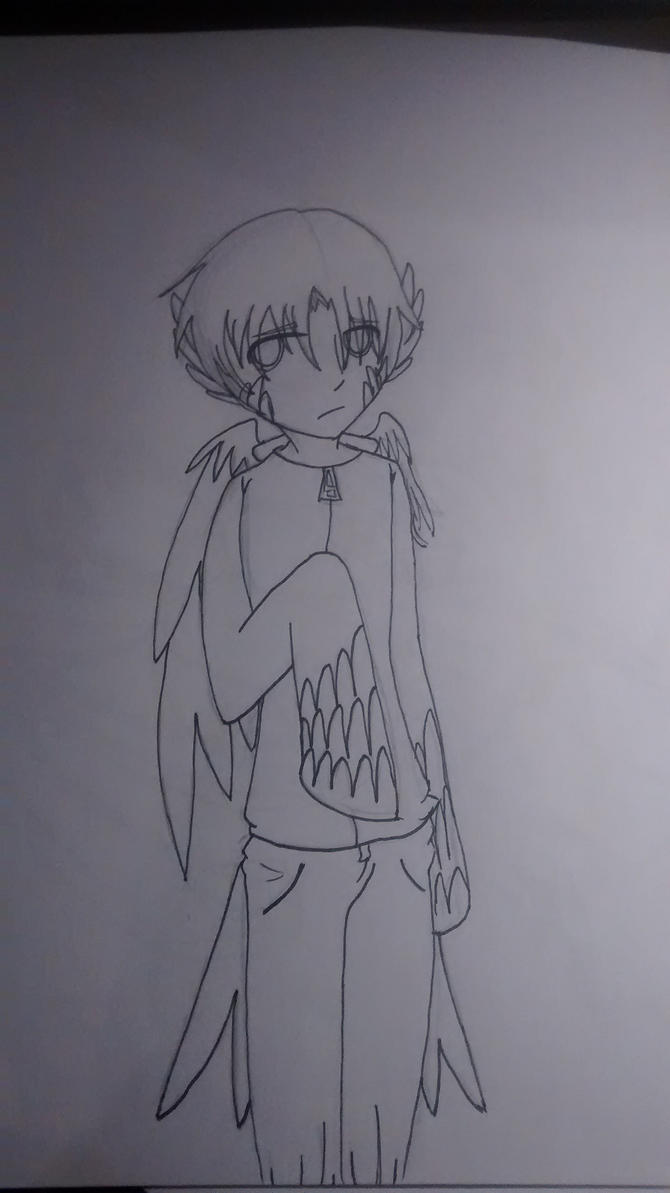 h-hello? by ravensaravengirl