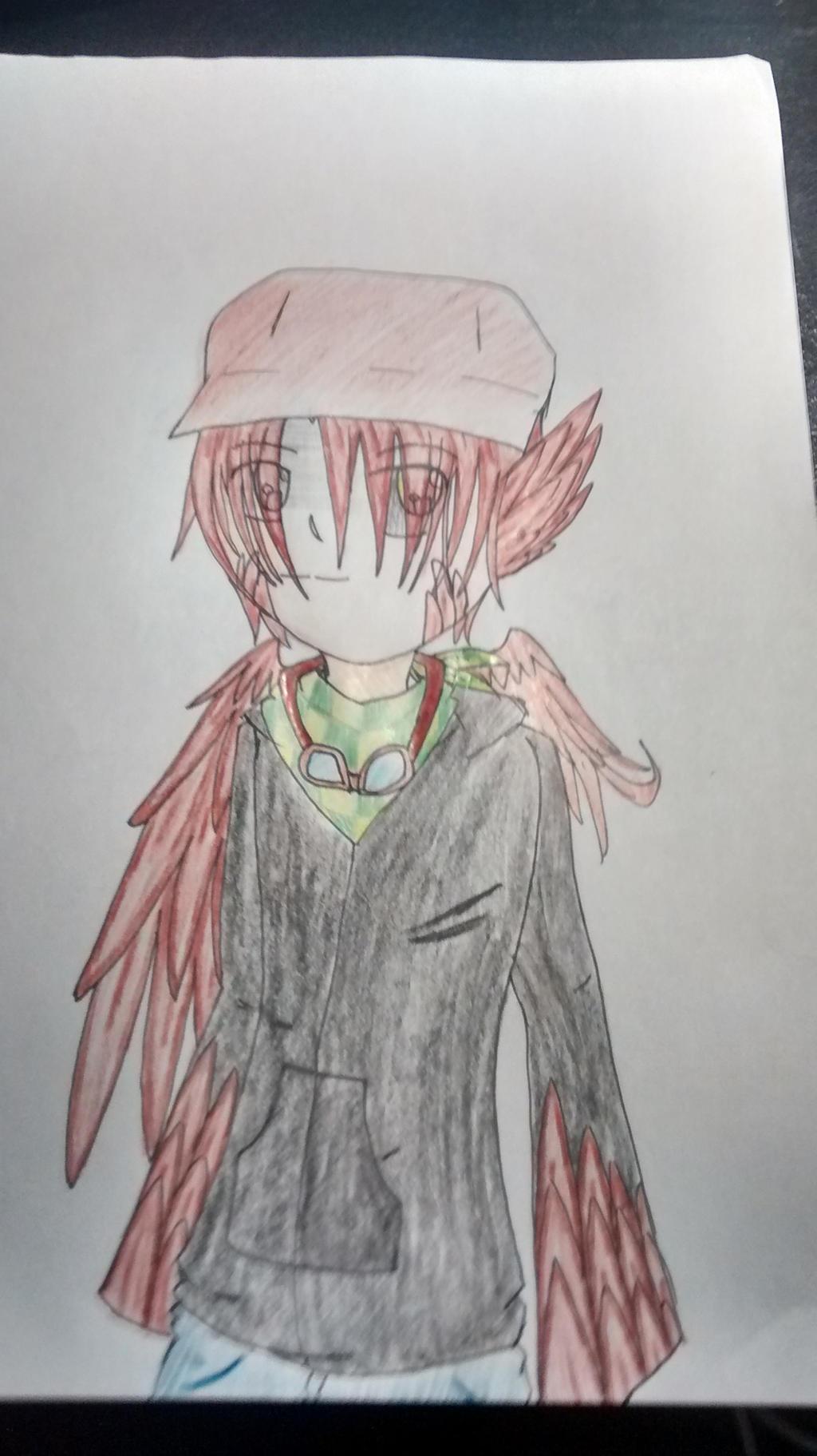 'steampunk' Elnemass by ravensaravengirl