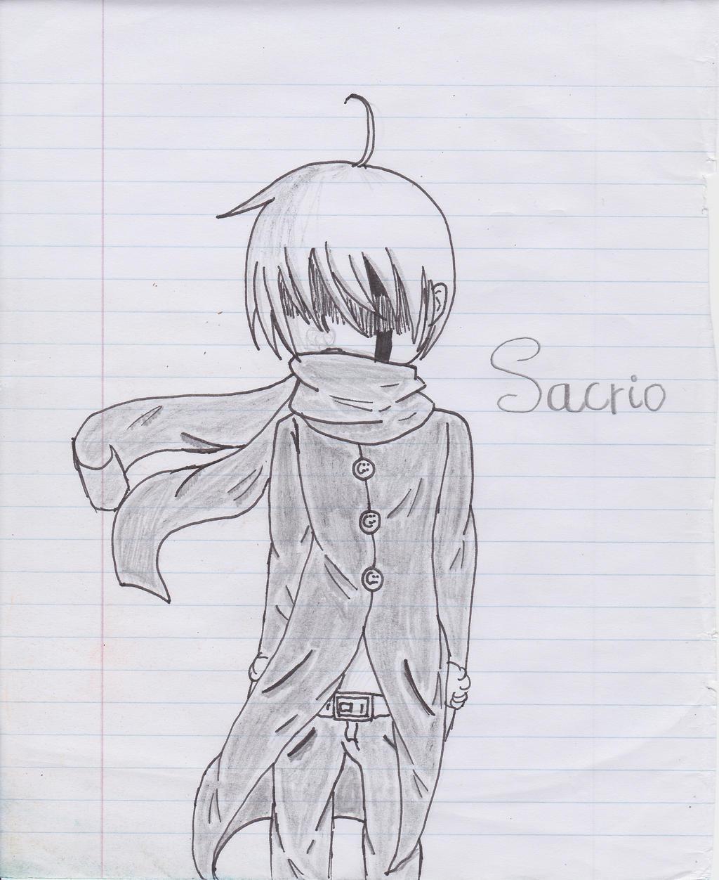 Sacrio by ravensaravengirl