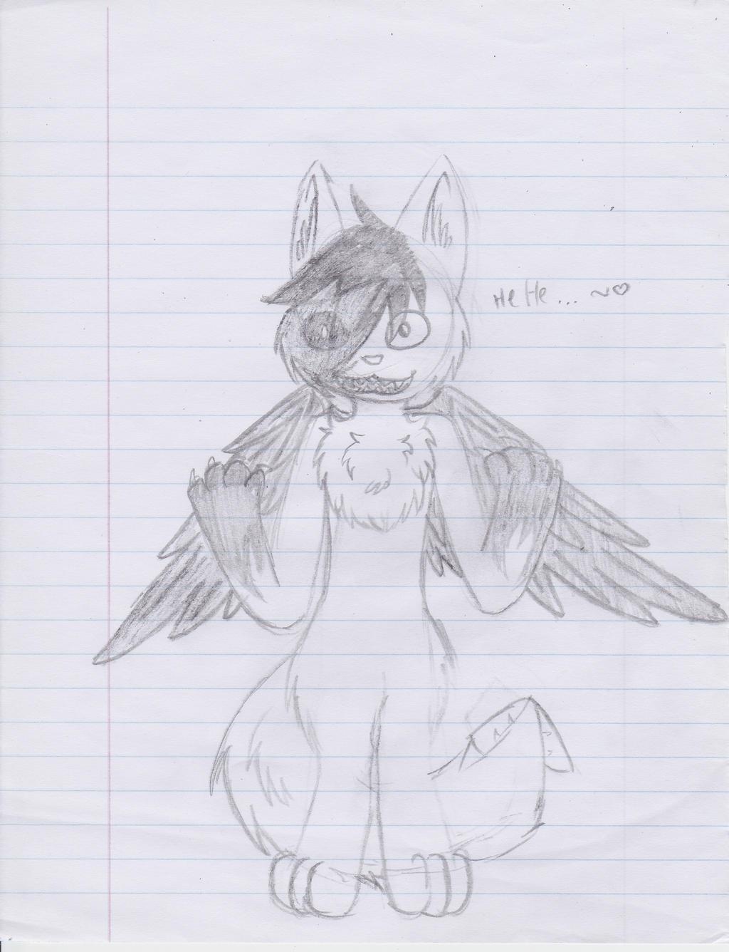 hehe~! by ravensaravengirl