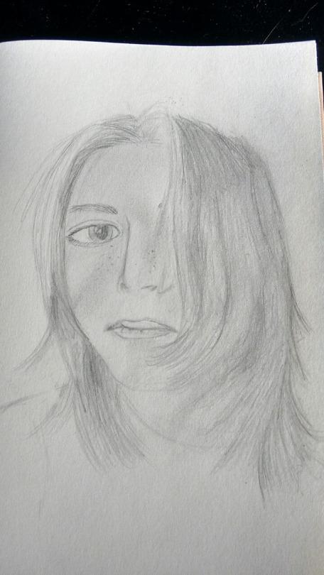 selfportrait by ravensaravengirl
